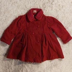 Vintage Toddler Wool Coat